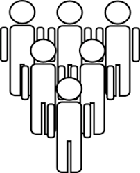 group of people clipart black and white. Interesting People Black And White Group Of People Clipart Inside Group Of People Clipart And White E