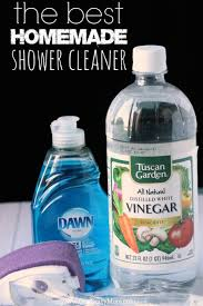 try out the best homemade shower cleaner it is the best shower cleaner with only