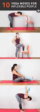 inflexible people. 10 best yoga moves for mega inflexible people