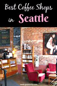 While the brand is now a subsidiary of starbucks, it's still one of the best coffeehouses in the us. Best Coffee Shops In Seattle