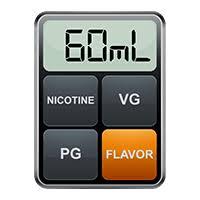 Vape Juice Nicotine Chart E Liquid Calculator Best Diy Vape Ejuice Calculator
