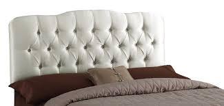 california king upholstered headboard. Brilliant King Amazoncom  Skyline Furniture Surrey Twin ShantungUpholstered Tufted  Headboard Parchment In California King Upholstered Headboard E