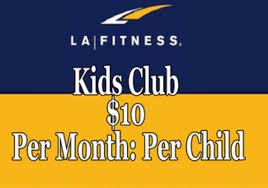 Kids Club La Fitness La Fitness Settlers Ridge Kids Klub 10