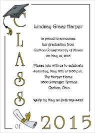 Class Party Invitation Graduation Party Invitations 2015 Kinderhooktap Com