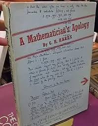 a mathematician s apology  a mathematician s apology