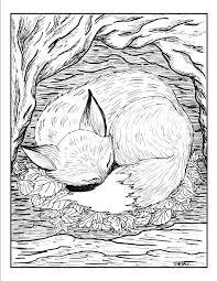 Free Nature Coloring Pages At Getdrawingscom Free For Personal
