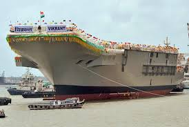 ins china this indian indigenous aircraft carrier scares china rediff com news