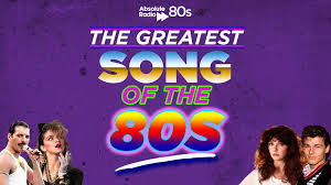80s Pop Charts The Greatest Song Of The 80s As Voted By You Events