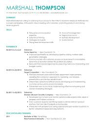 Sample Of Qualifications In Resumes