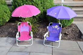 personalized beach chairs. Kids Beach Chairs Personalized For And R
