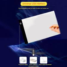 Copy Table <b>Led</b> Cartoon <b>Painting Led Light</b> Pad A5 Drawing <b>Board</b> ...