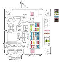 4b11 electrical fuse advanxer com Bose Car Stereo Wiring Diagrams at 2013 Mitsubishi Lancer 02 Sensor Wiring Diagram