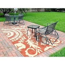 outdoor area rug contemporary fl indoor outdoor area rug x 5 outdoor area rugs menards