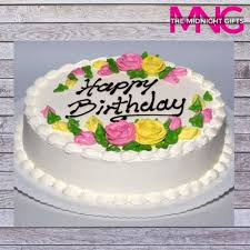 Happy Birthday Cake 1kg