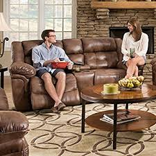 simmons loveseat. simmons upholstery wisconsin beauty rest power motion console loveseat, chocolate loveseat l