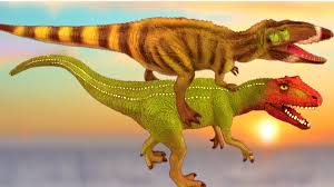 carcharodontosaurus size dinosaur fight battle giganotosaurus vs carcharodontosaurus death