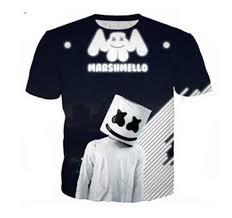 DJ Singer Marshmallow <b>3D Printed</b> женские / <b>мужские</b> ...