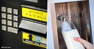 Raw Milk Vending Machine Mesmerizing Raw Milk Vending Machines Flourish In Europe