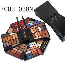 professional makeup set eyeshadow lipstick highlighter blush make up set kit maquillaje pleta beauty multifunction cosmetics eyeshadow tutorial