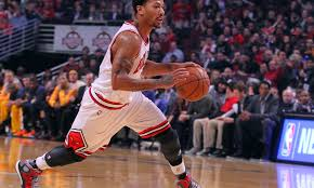 derrick rose 2014. Delighful 2014 Bulls Fans Freaked Out When Derrick Rose Rolled His Ankle Against The  Cavaliers With 2014 H
