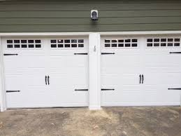 raynor garage doorsShowcase Carriage House Garage Doors with Stockton Ranch Glass