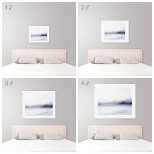 what size is a king bed ideal art size above king bed modern coastal bedroom decor tips