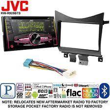 how to install a jvc car radio jvc double din cd player car radio install mount kit harness bluetooth dual usb
