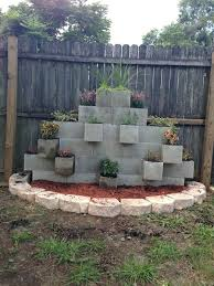 cinder block garden wall photo 5 of cinder block garden wall our newest addition to the cinder block garden wall