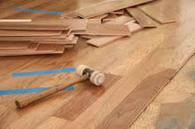 glue down hardwood floor problems
