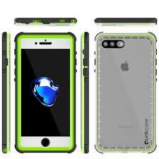 Green Light On Iphone Screen Punkcase Crystal Light Green Apple Iphone 8 Plus Waterproof