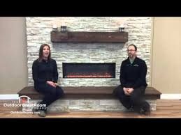 linear electric fireplace. Built In Linear Electric Fireplace Overview - The Outdoor GreatRoom Company