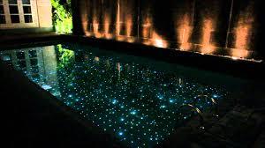 fiber optic lighting pool. fiber optic lighting pool b