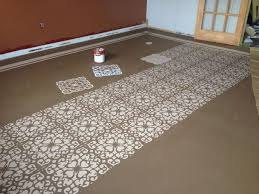 painting a cement floorPainted Concrete Floors  Hometalk