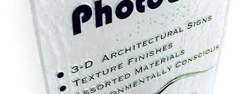photopoly plastic fabricator