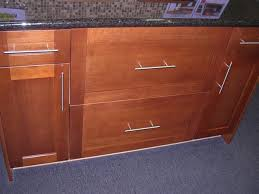 O Cherry Colored Birch Shaker Kitchen Cabinets With Amazing Cherry