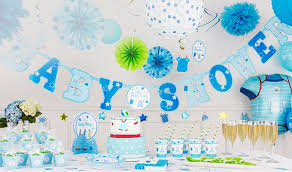12 Baby Shower Ideas To Celebrate Your Newborn Baby  HotRef Party Baby Shower Party Table Decorations
