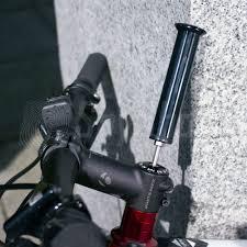 gps 305 bike gps tracker in a handlebars
