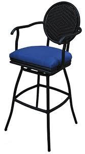 outdoor bar stools swivel bar stools