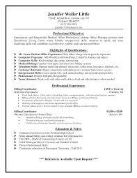 Medical Office Billing Manager Job Description Medical Billing Manager Resume 7 Resume Layout