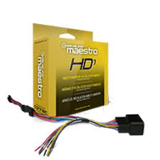wiring harnesses installation parts car audio video navigation plug and play harness for select harley davidson motorcycles to greatly simplify the installation of an aftermarket radio and the maestro sw
