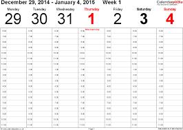 Printable Calendar 2015 Monthly Printable Calendar Templates 2015 Lacse Info