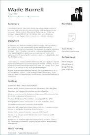 Internship Resume Sample Gorgeous Social Work Internship Resume Examples Plus Marketing Intern Resume