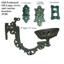 parts for lamps wall mounted oil lamp holders and brackets