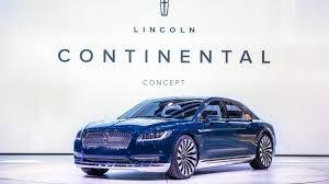 lincoln continental 2015. elegant effortlessly powerful and serene the lincoln continental concept unveiled at auto shanghai 2015 signals brandu0027s allnew fullsize sedan