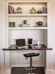 alcove office. computer desk in kitchen design pictures remodel decor and ideas page 3 alcove office r