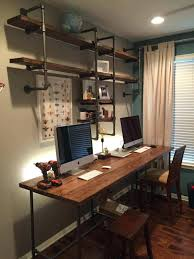 home office for 2. Medium Size Of Tempting Furniture Office Desk 2 Person For Home Two With Melbourne Inspirational Desi N