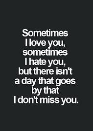 Best Love Hate Qouet