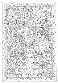Large Flower Coloring Pages Big Flower Coloring Pages Hard Flower