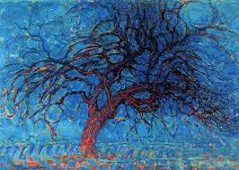 Пит Мондриан - Красное <b>дерево</b>: Описание произведения