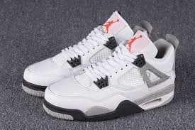 jordan shoes 2016. nike air jordan 4 retro white cement 2016 cheap for sale-1 shoes t